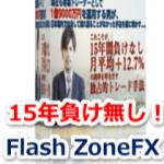 Flash Zone FX 実践の感想と再現性について
