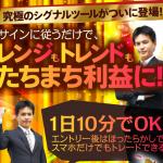 北田式FX・勝利の黄金シグナルのロジック検証